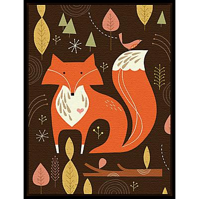 Tracey Walker – Fox in the Wood