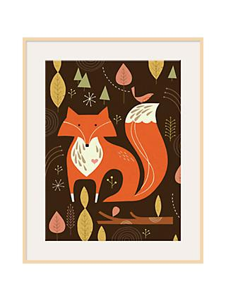 Tracey Walker - Fox in the Wood