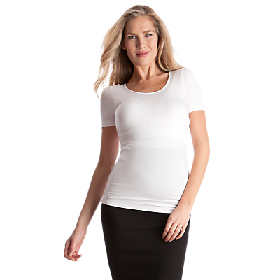 Product photo of S raphine laina short sleeved nursing top
