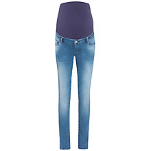 Buy Séraphine Gracie Skinny Denim Maternity Jeans, Blue Online at johnlewis.com