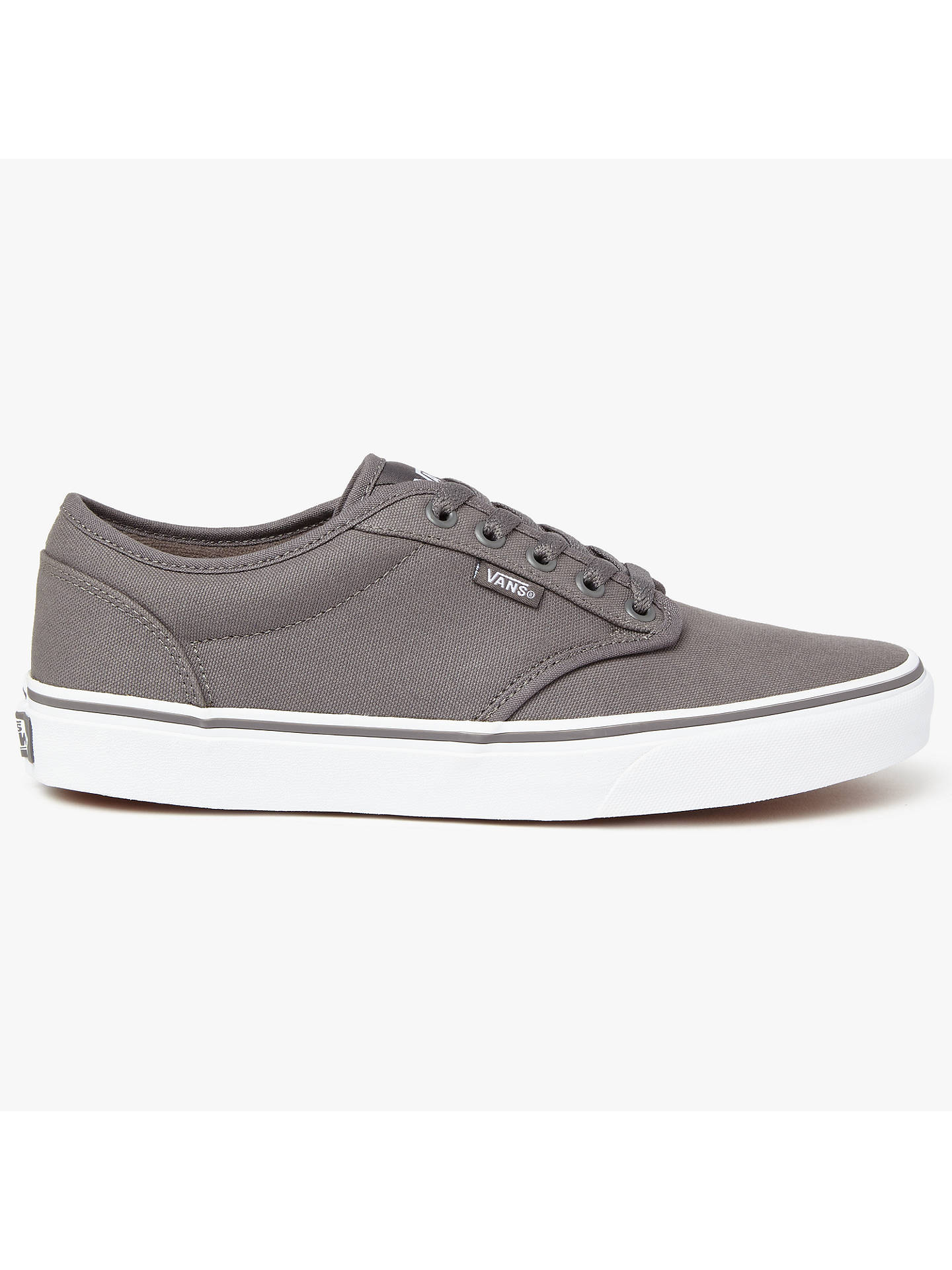 35de79f9bef4e8 Vans Atwood Canvas Trainers at John Lewis   Partners