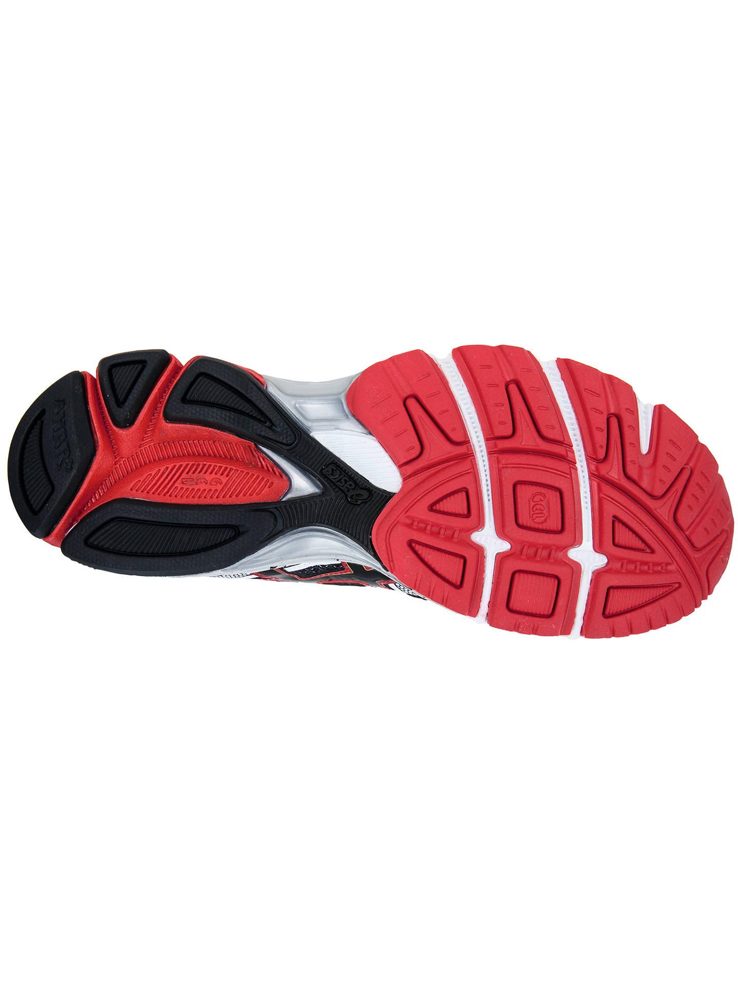 sélection premium 3b10f 574b7 Asics Gel Phoenix 6 Men's Running Shoes, White/Red at John ...
