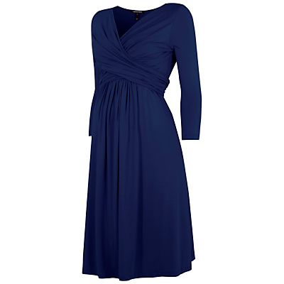 Product photo of Isabella oliver emily maternity dress french navy