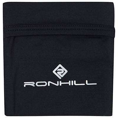 Ronhill Running Stretch Wrist Pocket, Black