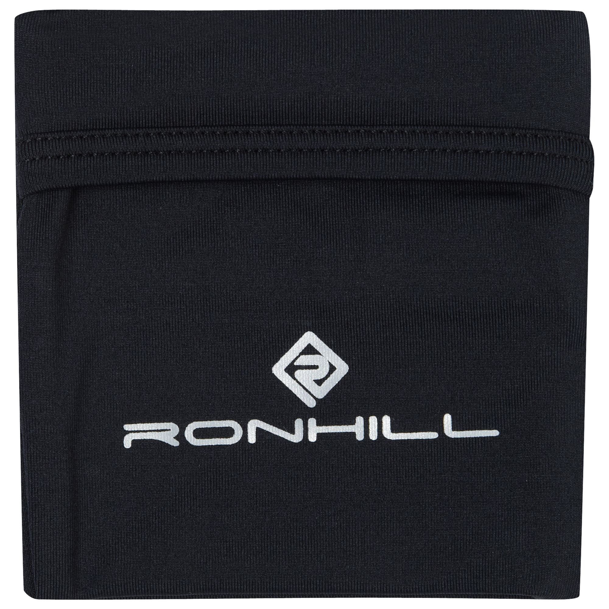Ronhill Ronhill Running Stretch Wrist Pocket, Black