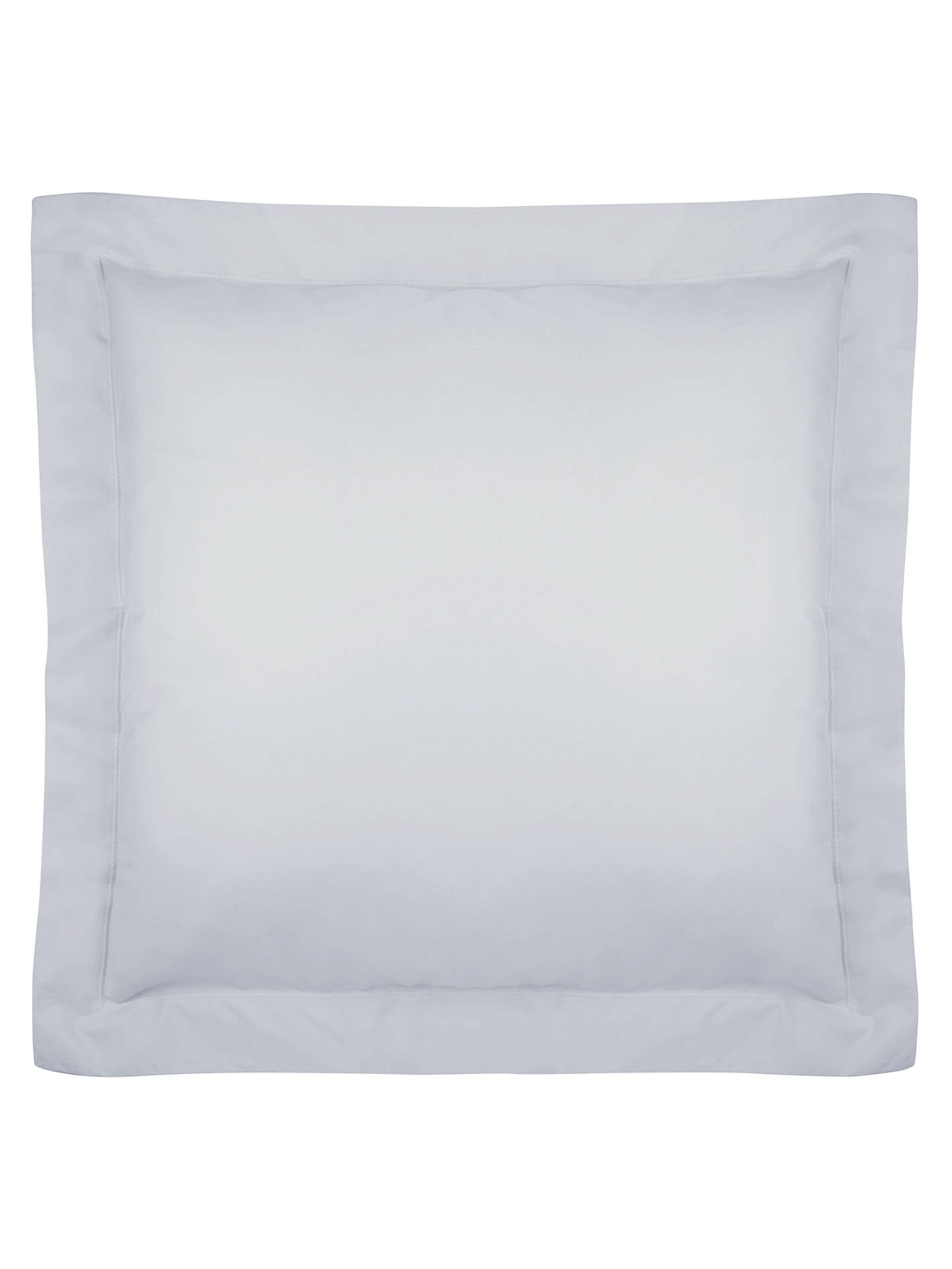 Buy John Lewis & Partners Crisp and Fresh 200 Thread Count Egyptian Cotton Oxford Pillowcase, Spring Tide Online at johnlewis.com