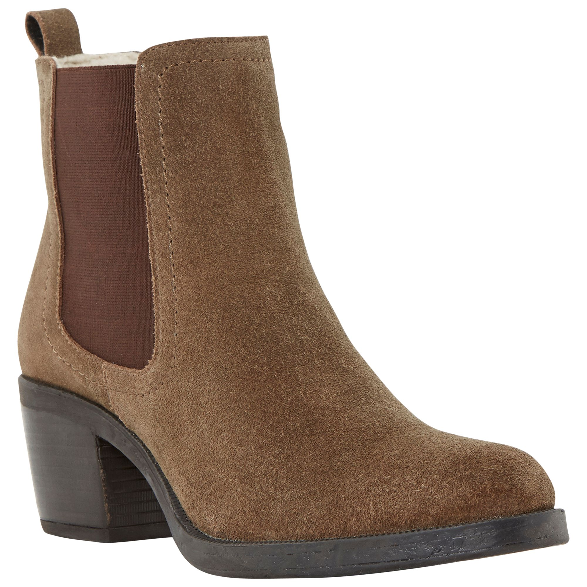 83f7183f105 Bertie Plush Suede Chelsea Boots at John Lewis & Partners