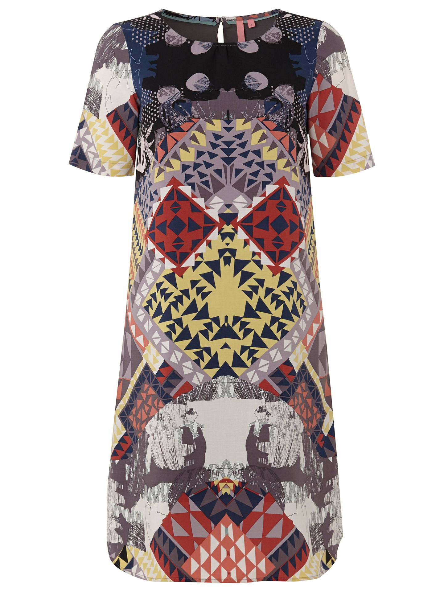 BuyWhite Stuff Ava Dress, Multi, 8 Online at johnlewis.com