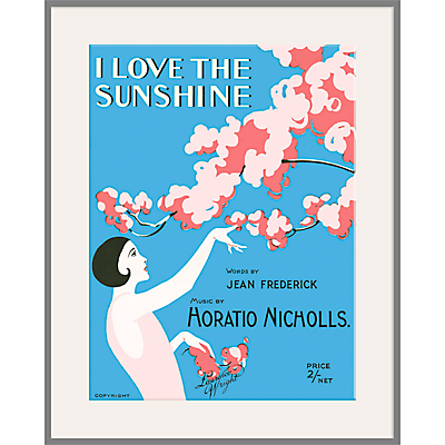 Art Inspired by Music – Sunshine