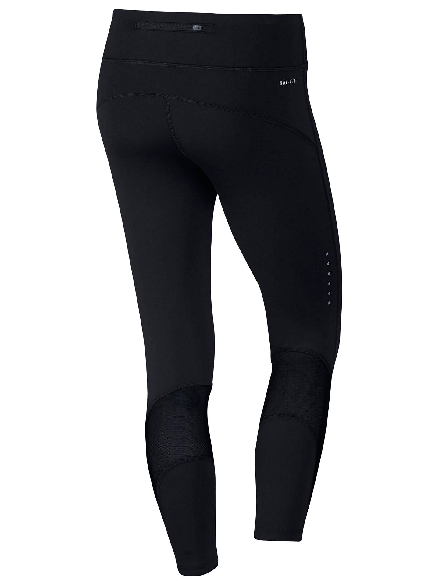 Nike Womens Dri FIT Epic Run Cropped Running Tights