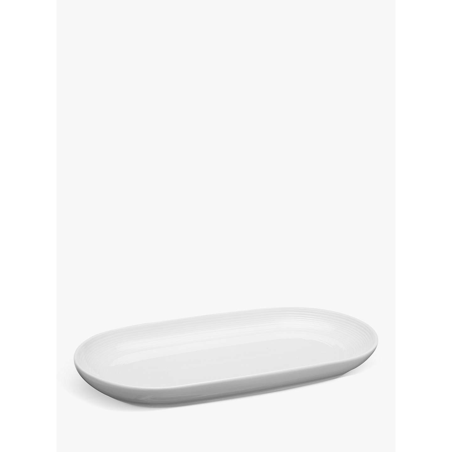 Croft Collection Luna Oval Platter by Croft Collection