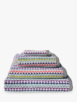 Margo Selby for John Lewis Hythe Towels, Multi