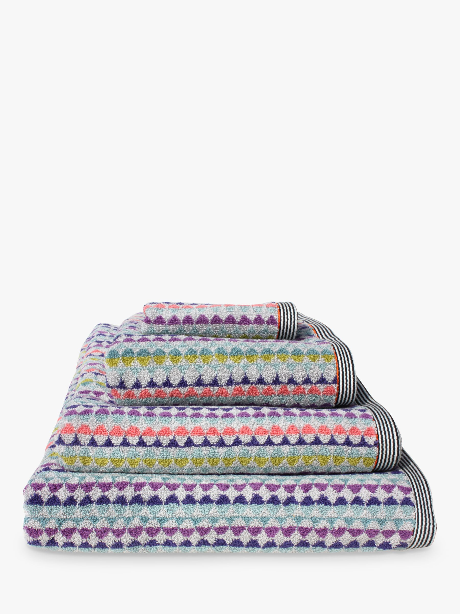 Margo Selby Margo Selby for John Lewis Hythe Towels, Multi