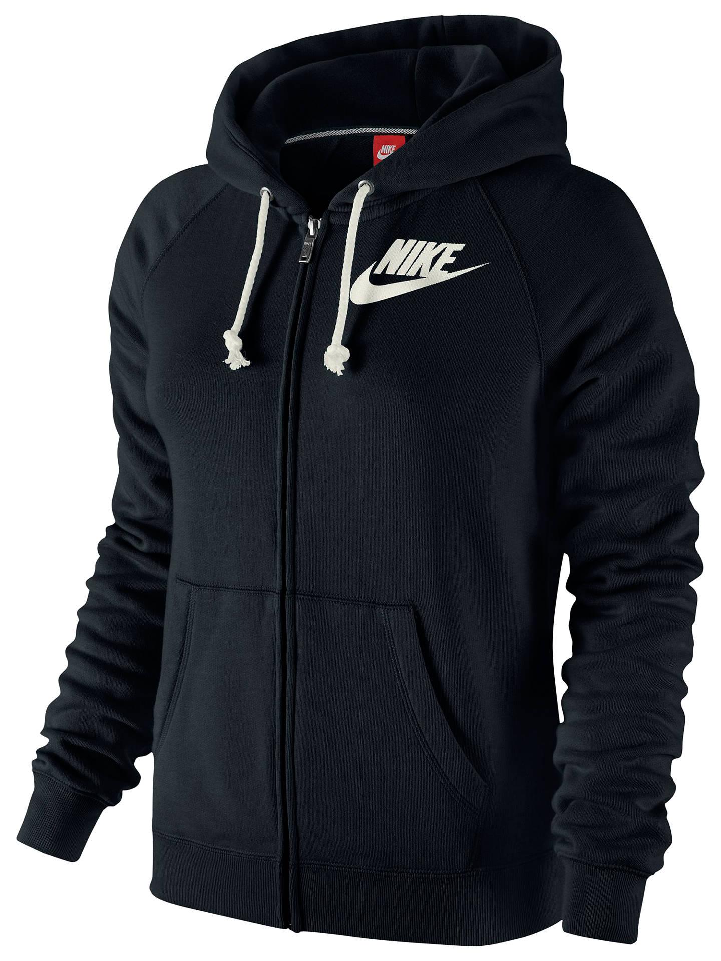 4baa8de90fda Buy Nike Women s Rally Futura Full Zip Hoodie