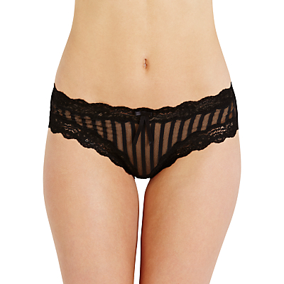 Product photo of Heidi klum intimates alessandra thong black
