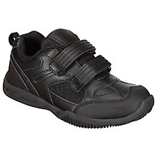 Buy John Lewis Stamford Trainers, Black Online at johnlewis.com