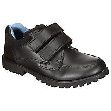Buy John Lewis Holborn Smart Leather Shoes, Black Online at johnlewis.com