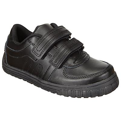 John Lewis Islington Toe Bump Shoes, Black