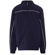 Buy John Lewis Children's Performance Track Sports Top Online at johnlewis.com