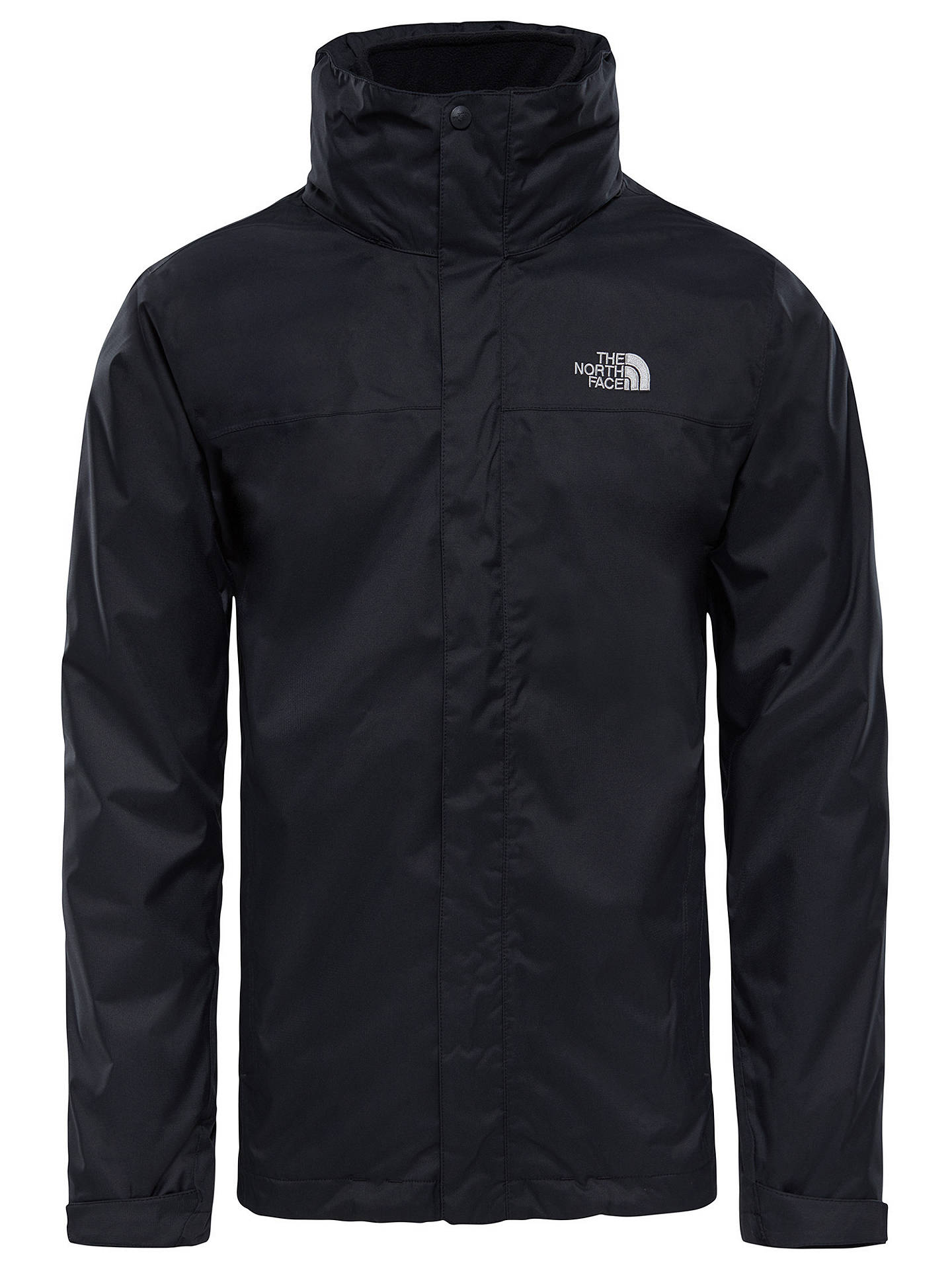 7f622804f The North Face Evolve II Triclimate 3-in-1 Waterproof Men's Jacket, Black
