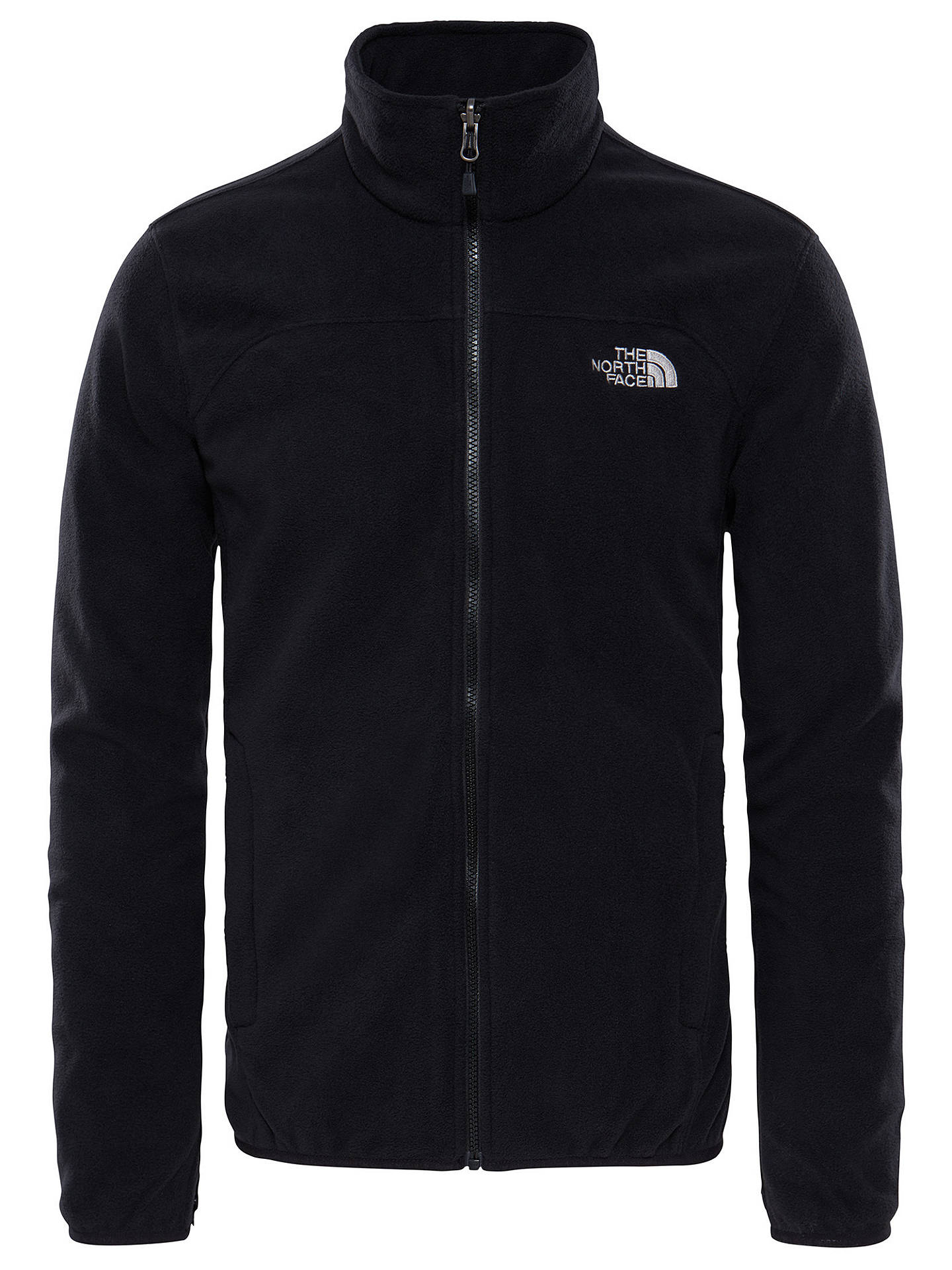 BuyThe North Face Evolve II Triclimate 3-in-1 Waterproof Men's Jacket, Black, S Online at johnlewis.com