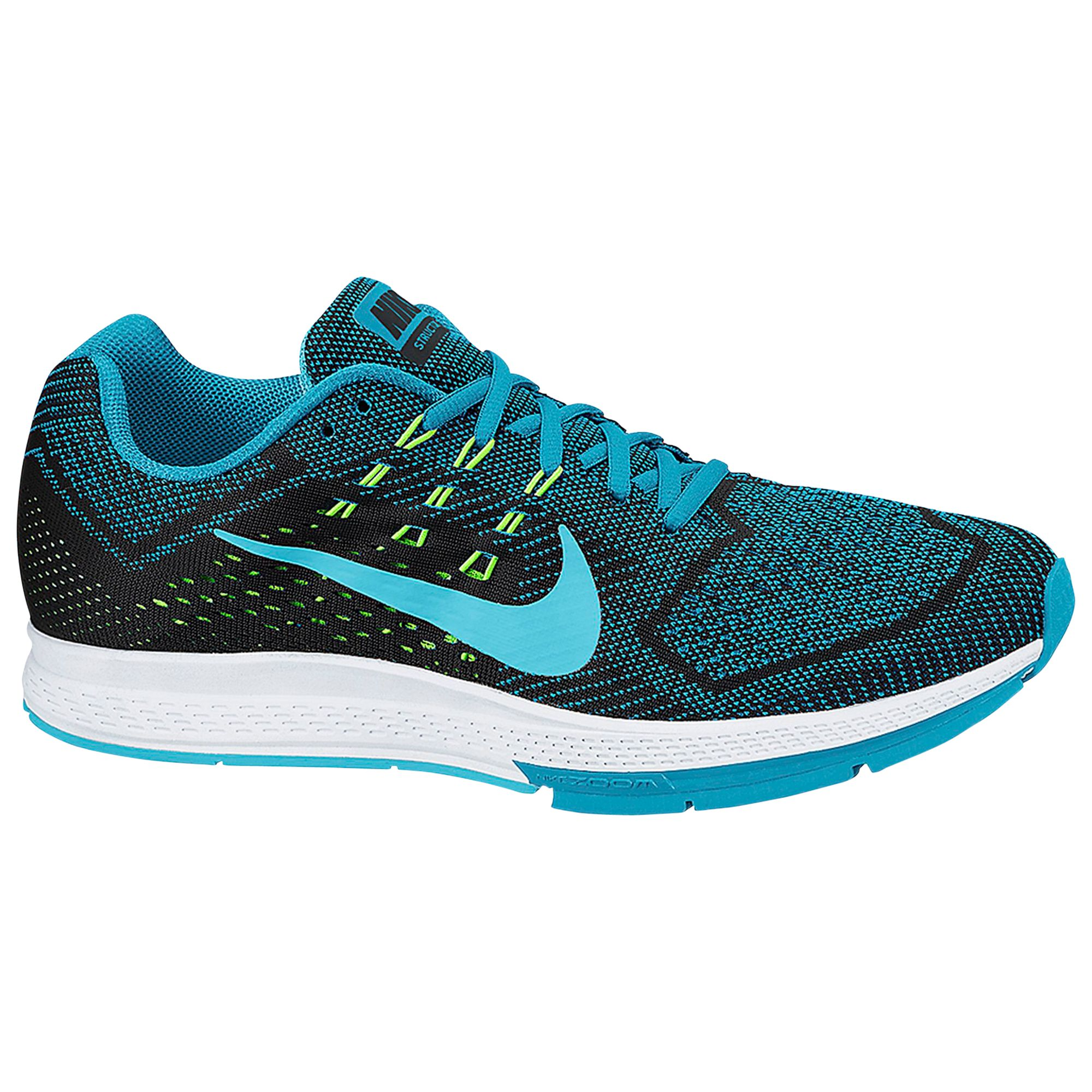 preschool nike air zoom structure 18 Nike Air Zoom Structure 18 Men's Running Shoes, Blue/Black at John ...