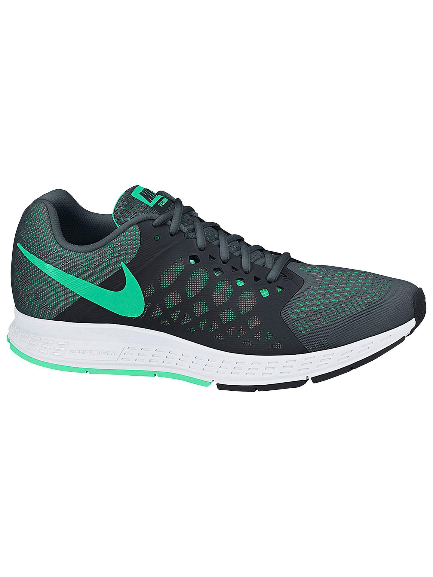 new style 79779 1c866 Buy Nike Air Zoom Pegasus 31 Women s Running Shoes, Green Black, 4 Online  ...