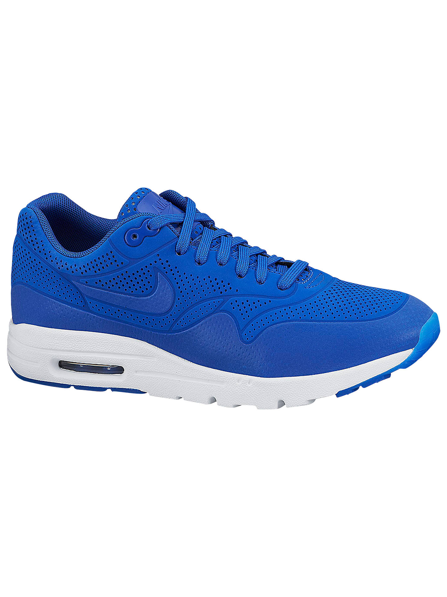 low priced 0da5a 11688 Buy Nike Air Max 1 Ultra Moire Women s Cross Trainers, Game Royal White, ...