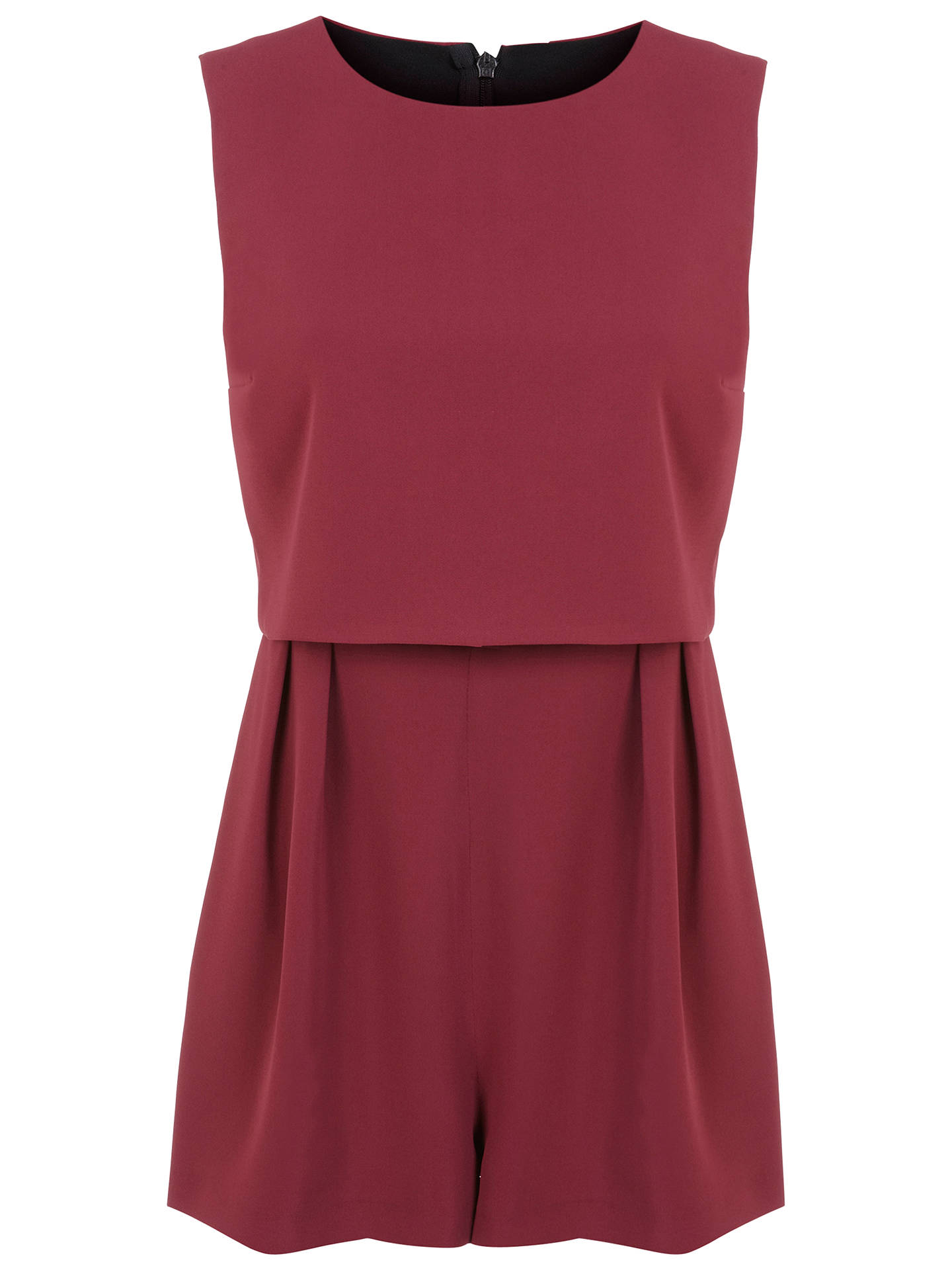 d02f29b2b7b BuyMiss Selfridge Petite Playsuit
