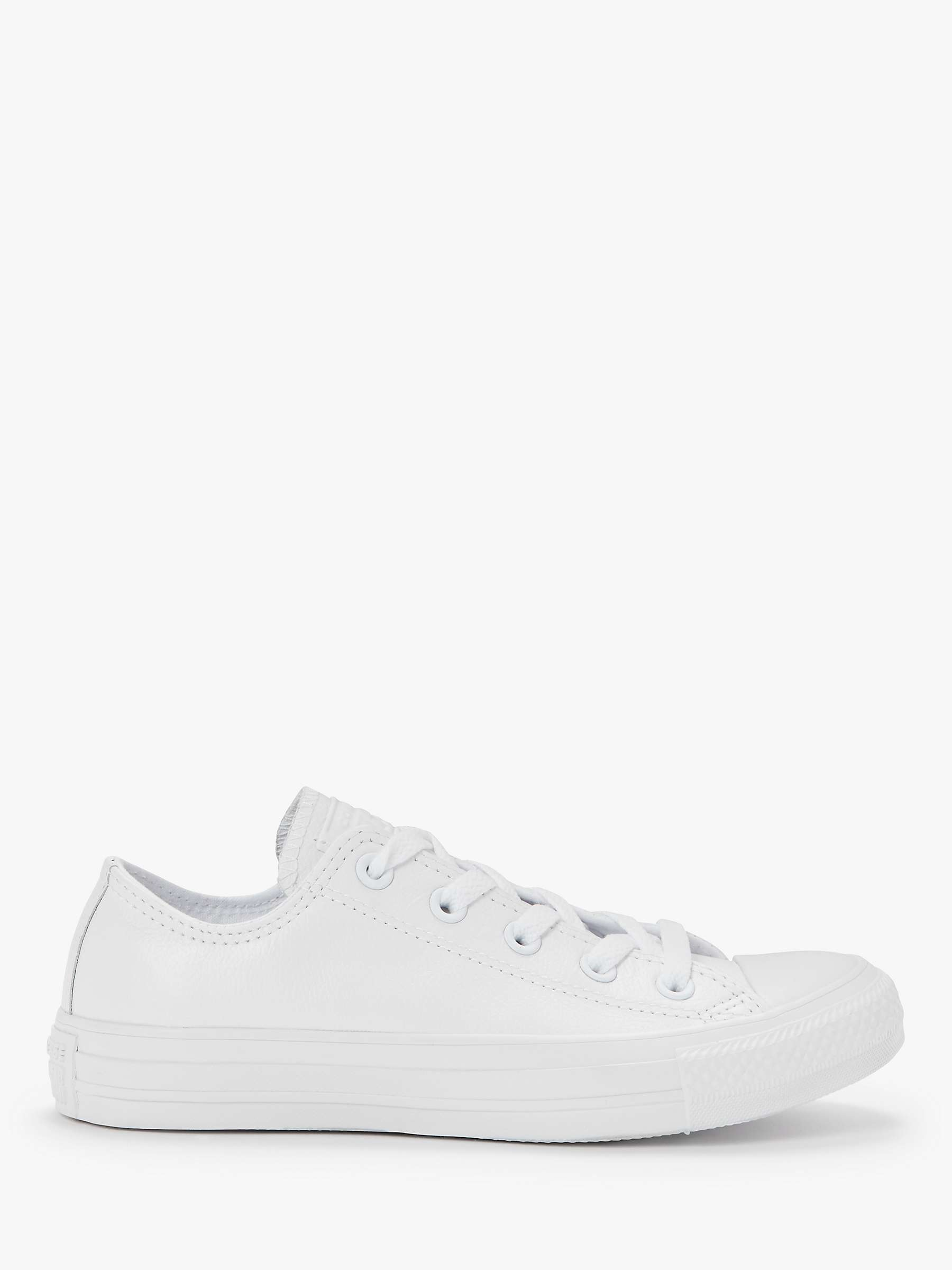 Converse Chuck Taylor All Star Women's Ox Leather Trainers