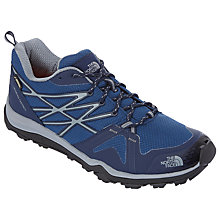 Buy The North Face Hedgehog Fastpack Lite Men's Hiking Shoes, Blue/Multi Online at johnlewis.com