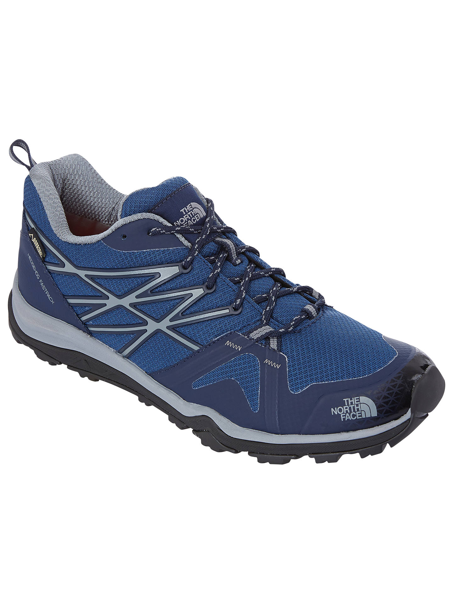 80243e2d5 The North Face Hedgehog Fastpack Lite Men's Hiking Shoes, Blue/Multi ...
