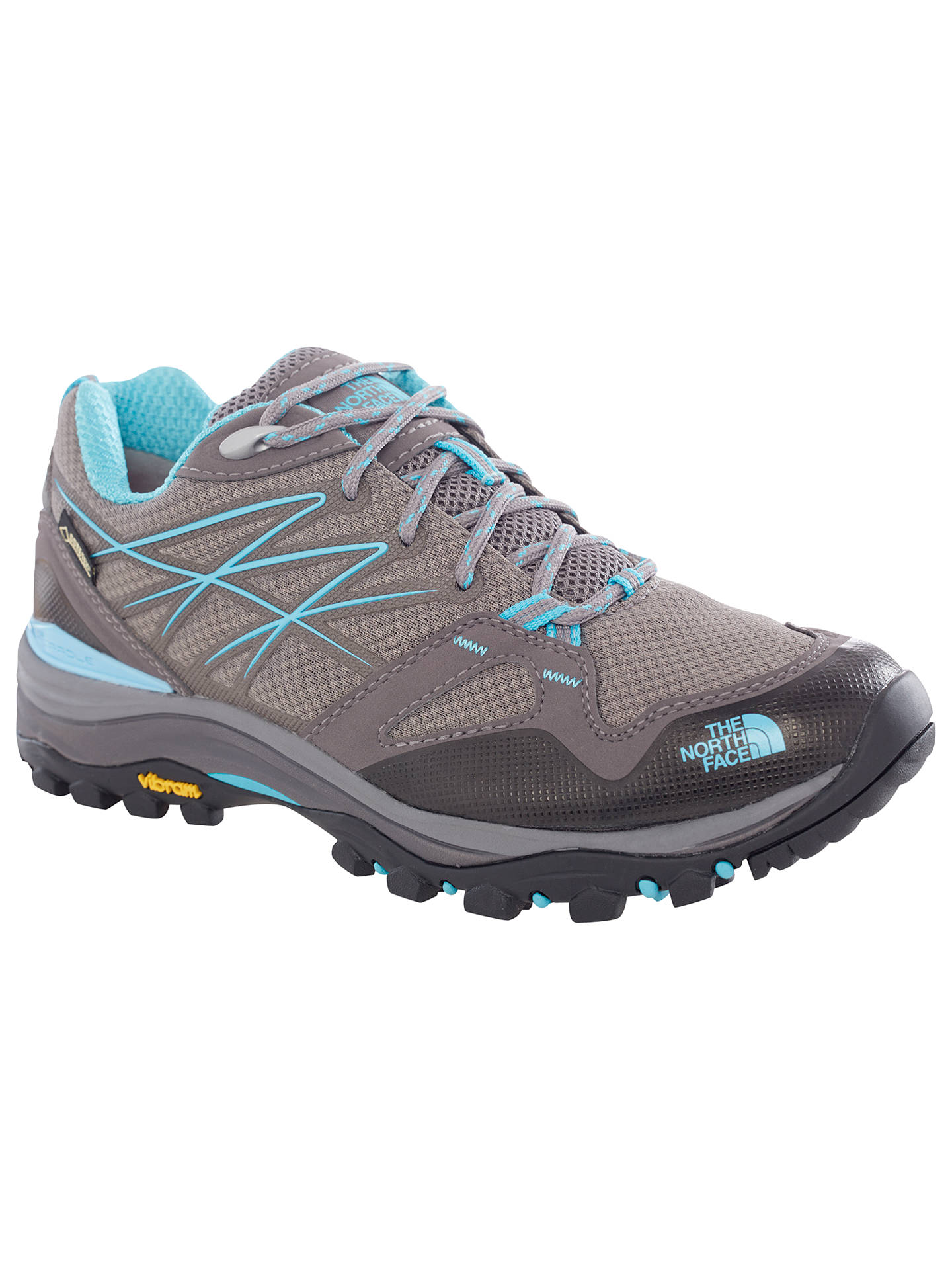 detailed pictures high fashion ever popular The North Face Hedgehog Fastpack GTX Women's Hiking Shoe, Grey ...