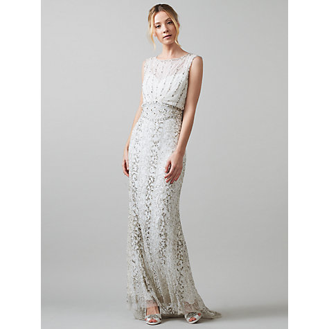 Buy Phase Eight Bridal Hope Wedding Dress Ivory Online At Johnlewis