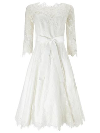 Phase Eight Bridal Cressida Wedding Dress, Ivory