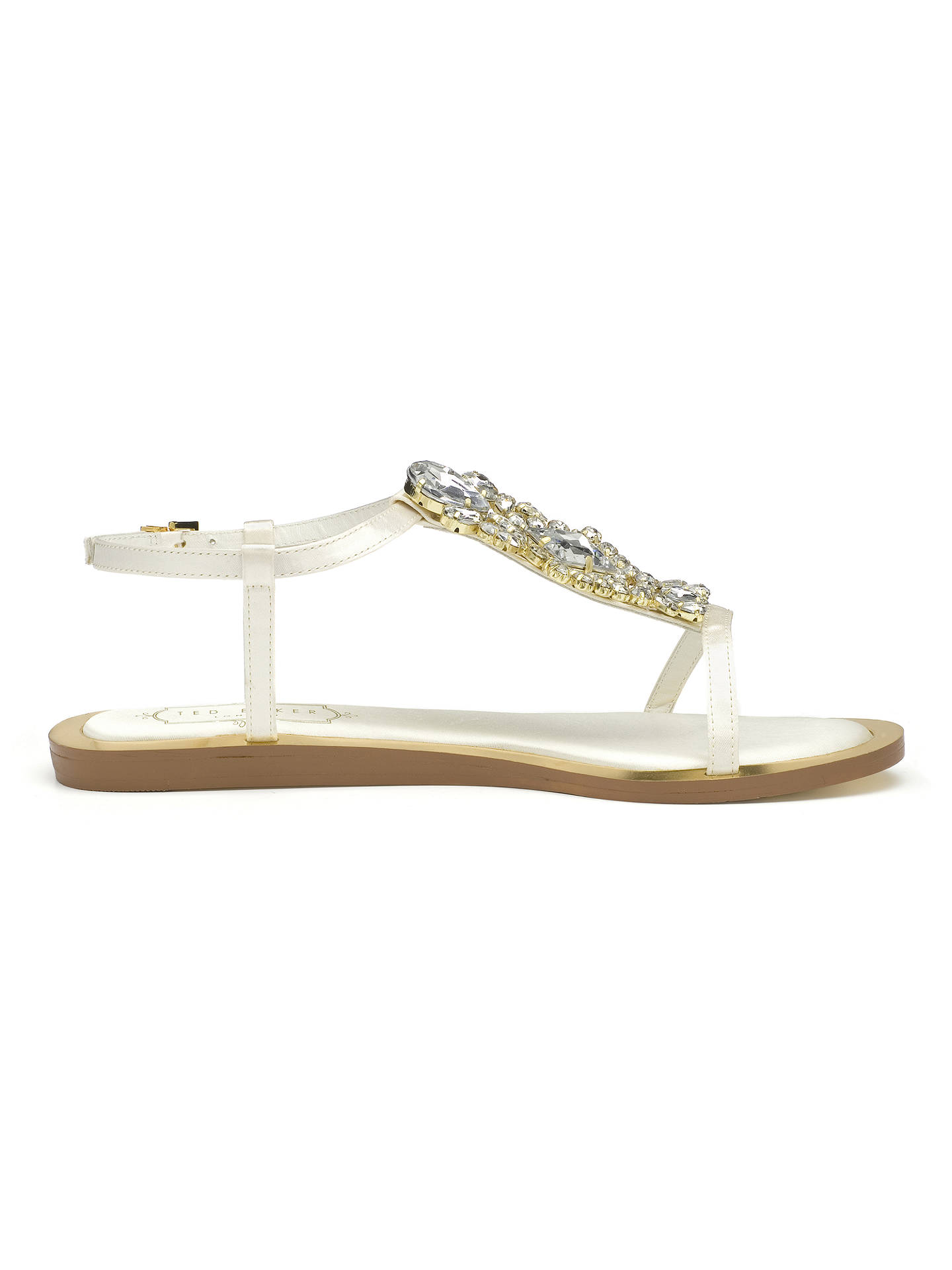 ace253823 ... Buy Ted Baker Tie the Knot Roseupe Jewelled Sandals