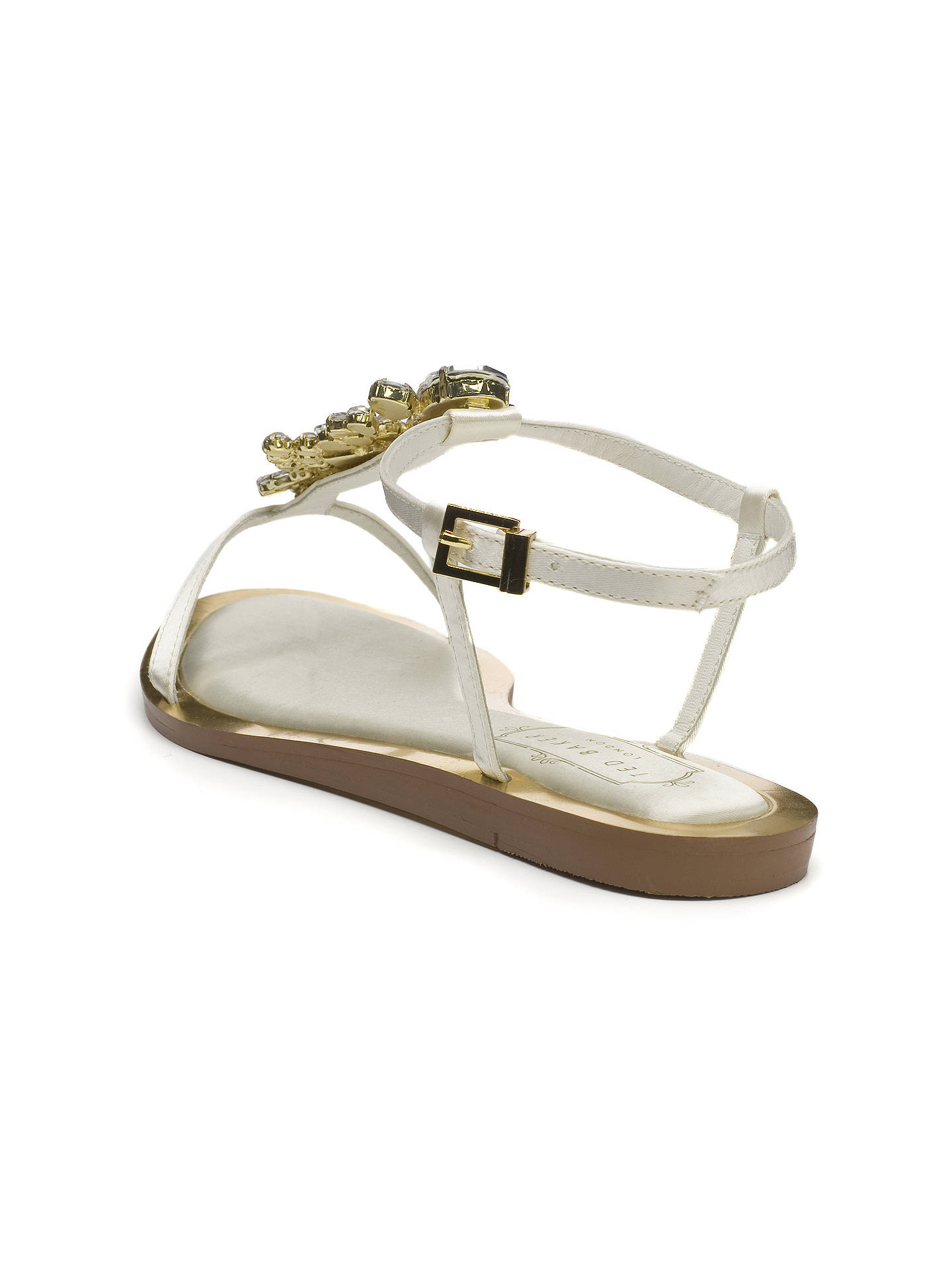 62cffa588 ... Buy Ted Baker Tie the Knot Roseupe Jewelled Sandals