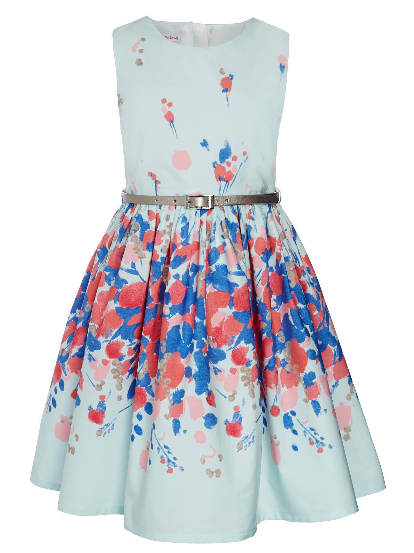 Boarder Prom Dress