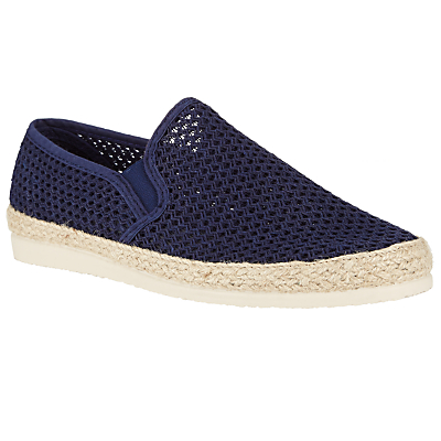 Kin by John Lewis Woven Canvas Espadrilles