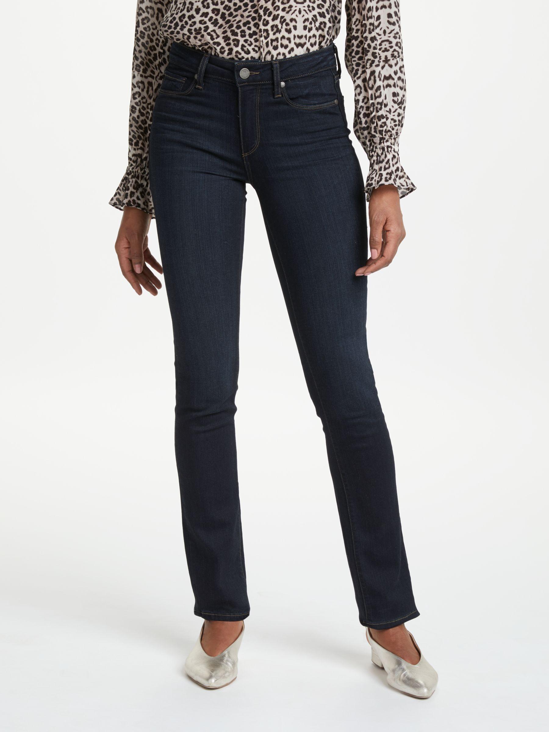 Paige Paige Hoxton Straight Leg Jeans, Mona