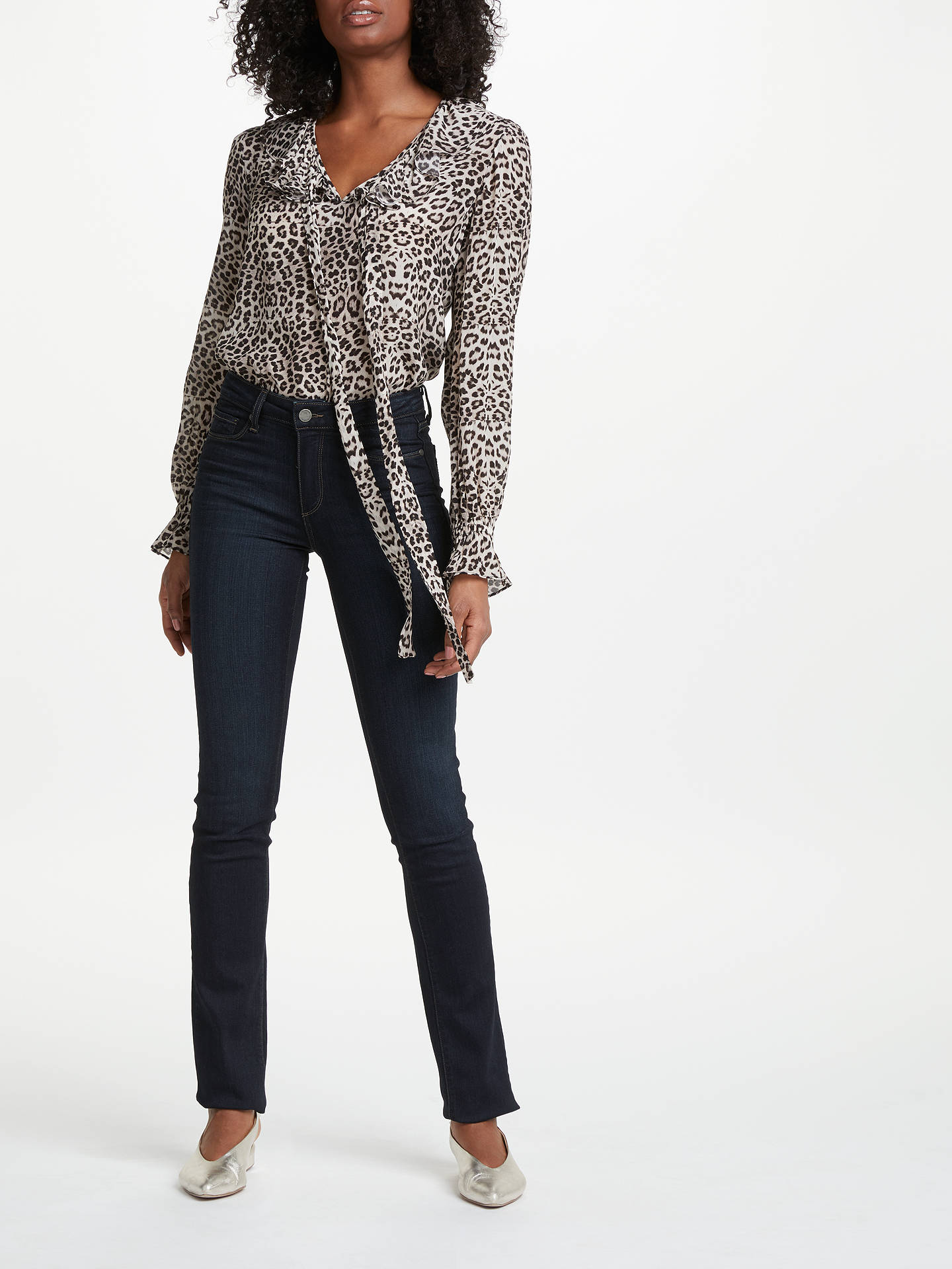 3751f017096 ... BuyPaige Hoxton Straight Leg Jeans