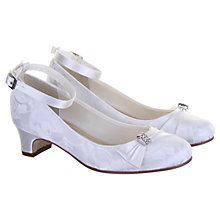 Buy Rainbow Club Mint Bridesmaid Shoes, White Communion Online at johnlewis.com