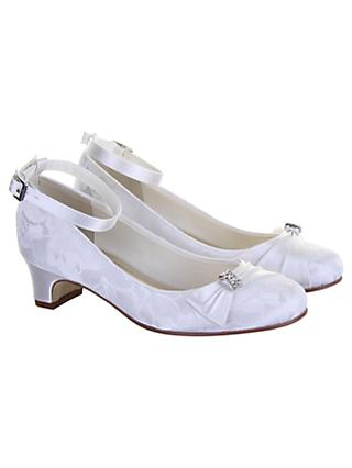 Young Bridesmaids Shoes Flower Girls Shoes