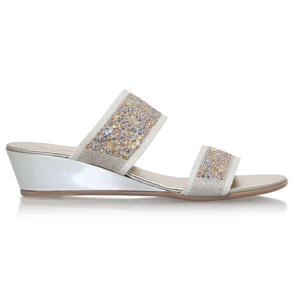 Carvela Carvela Sage Low Heel Mule Sandals