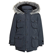 Buy John Lewis Boys' Explorer Arctic Parka Coat Online at johnlewis.com
