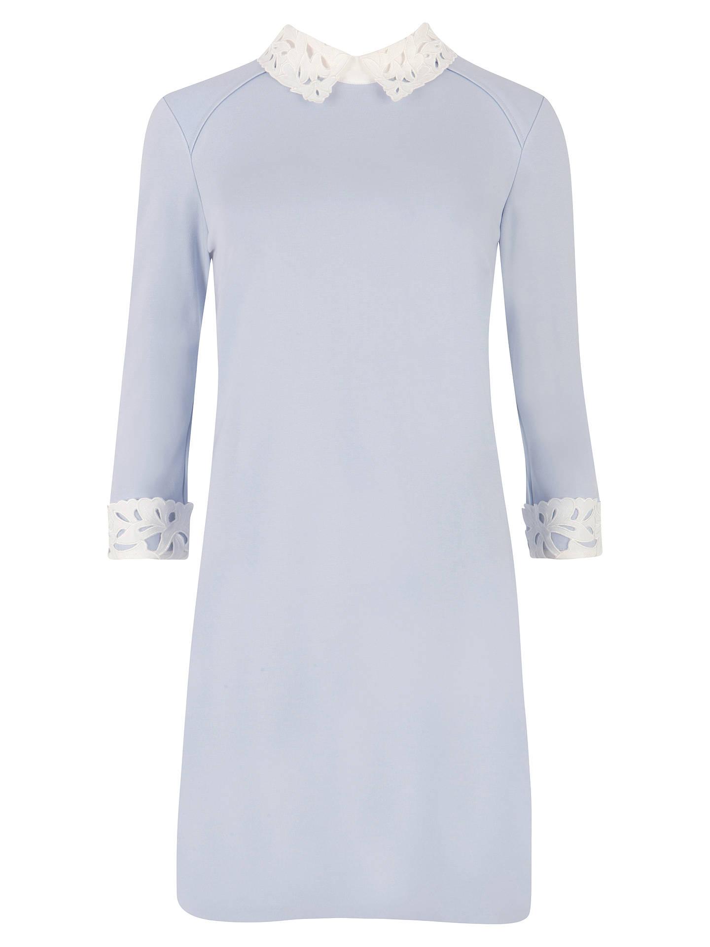 278b42fd10c Buy Ted Baker Lace Collar Tunic Dress