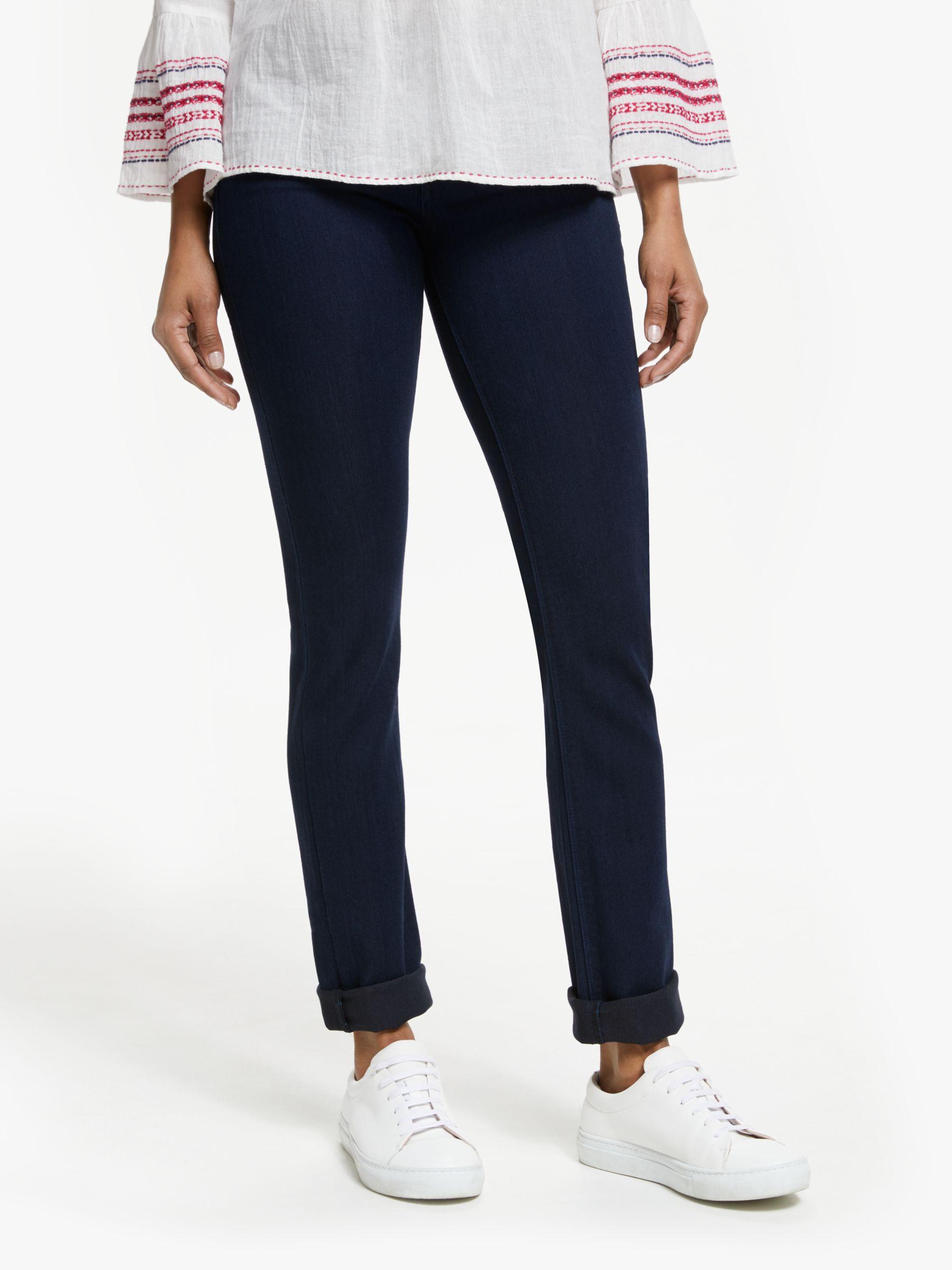 DL1961 DL1961 Coco Curvy Straight Leg Jeans, Flat Iron