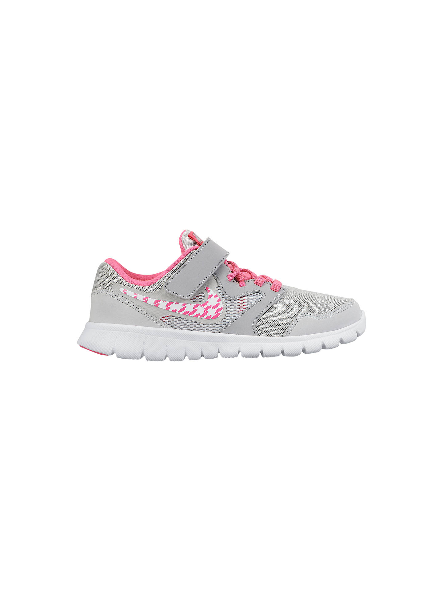 Nike Children's Flex Experience 3 Trainers, GreyPink at