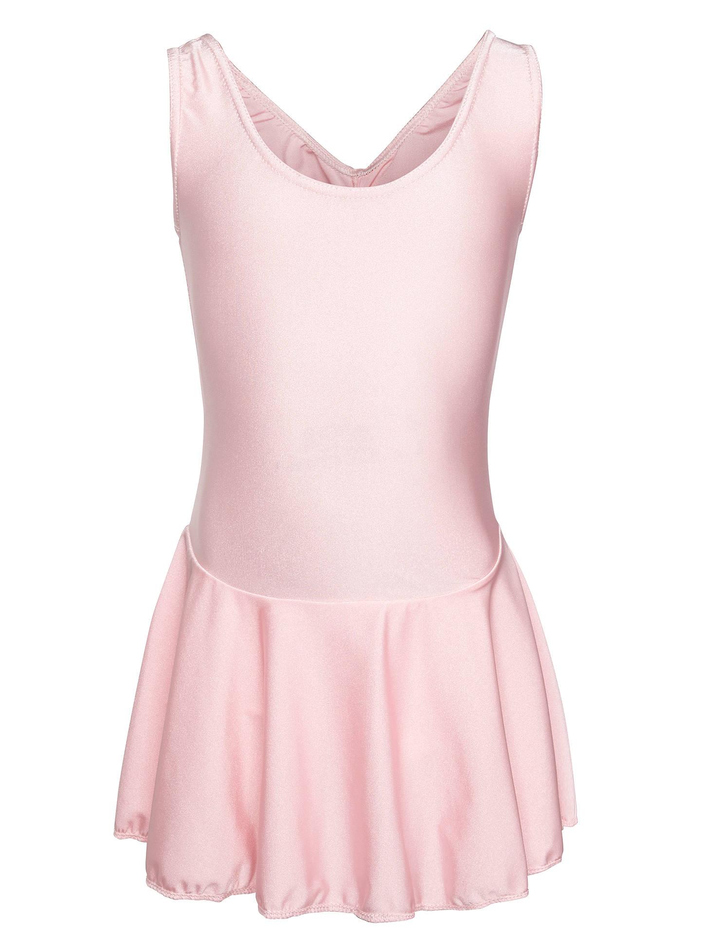 85bb5c66a1e901 ... Buy Freed Dancewear Jessy Skirt Leotard, Pink, 3-4 years Online at  johnlewis ...