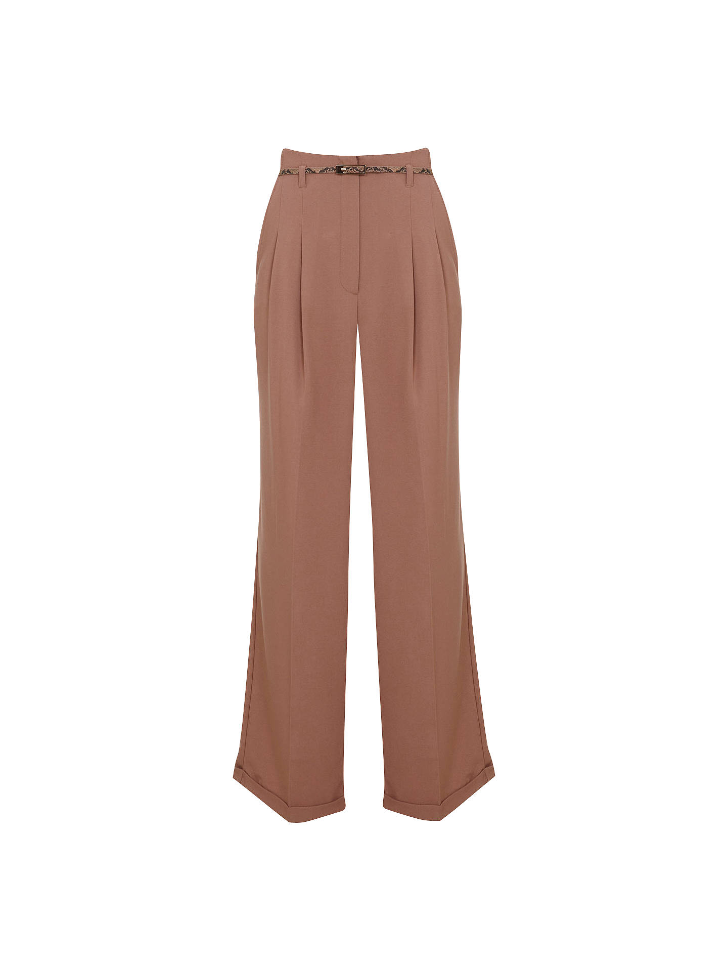 29624fb7a444f Buy Miss Selfridge High Waist Wide Leg Trousers